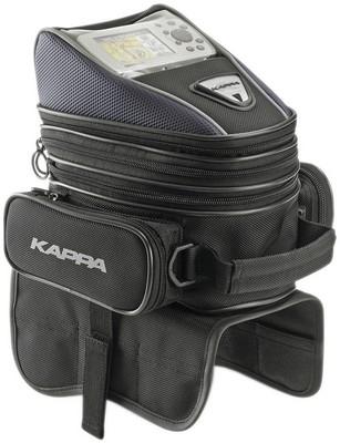 Kappa TK 734... sacoche et protection GPS en même temps...