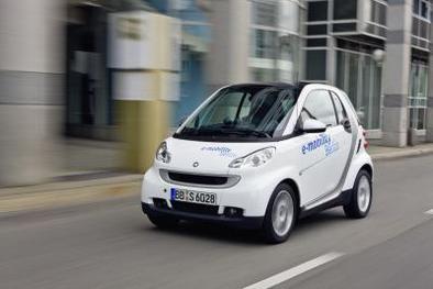 Projet e-mobility : la Mercedes Classe A électrique commercialisée en 2010
