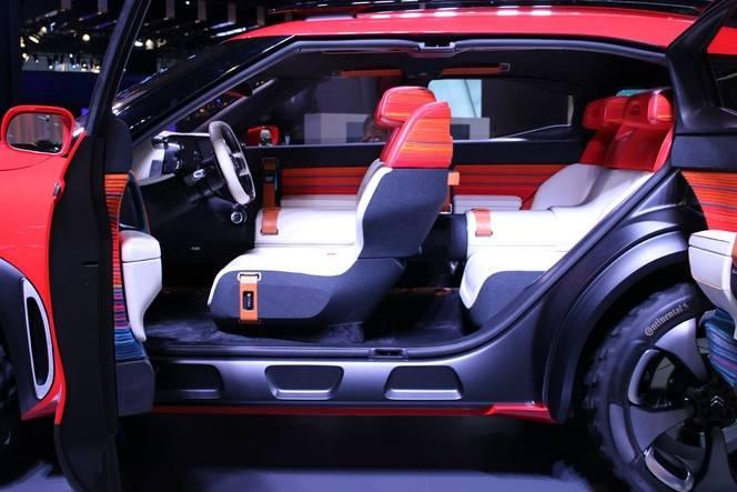 Citroën Aircross Concept : un Cactus plus piquant - En direct du Salon de Francfort 2015