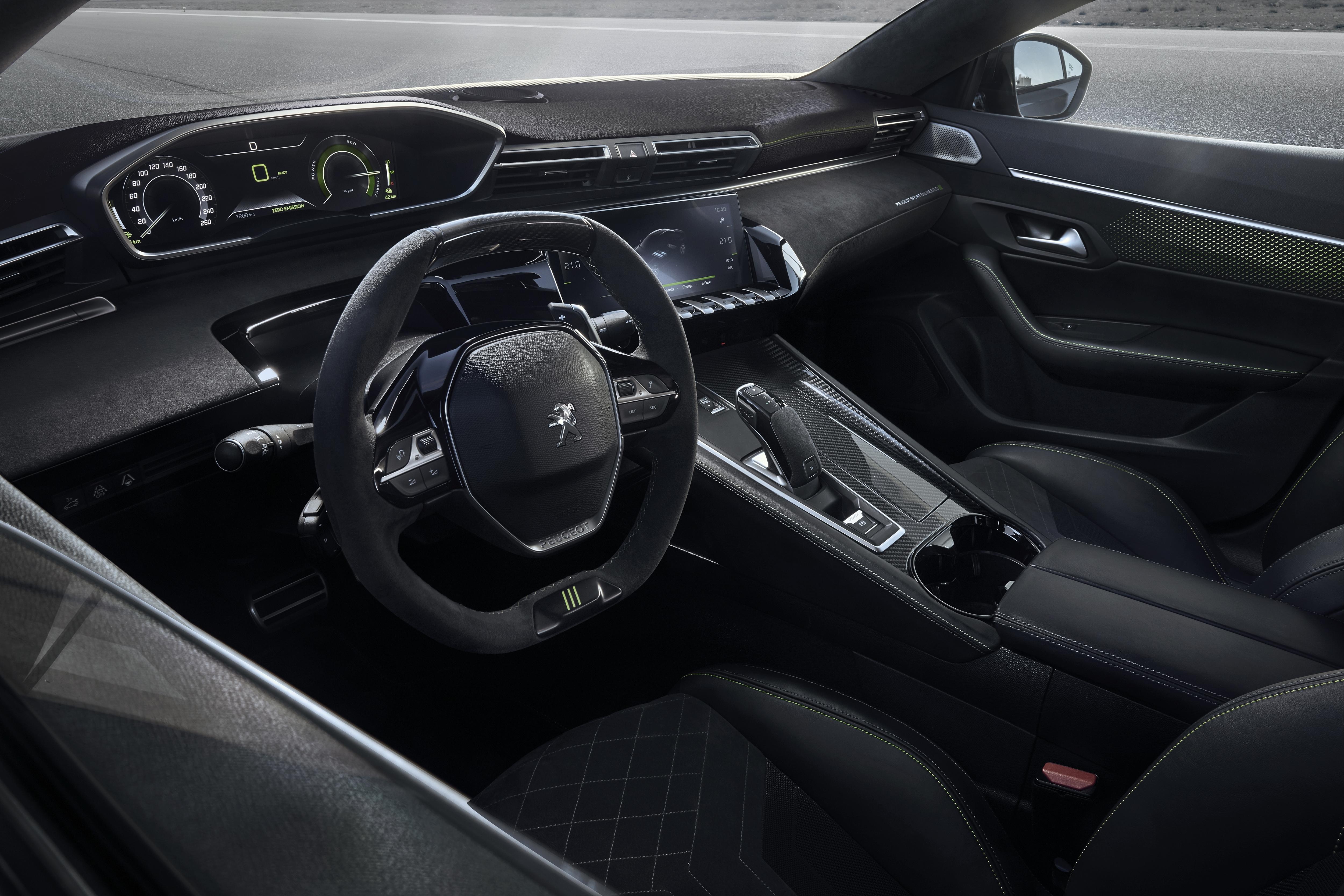 Meilleur Voiture Hybride >> Salon de Genève 2019 - Peugeot dévoile une 508 hybride ...
