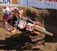 Motocross : Jordi Tixier, encore un week-end parfait en Suède