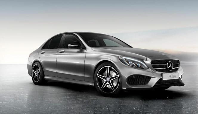 Mercedes assombrit la Classe C grâce au Pack Night