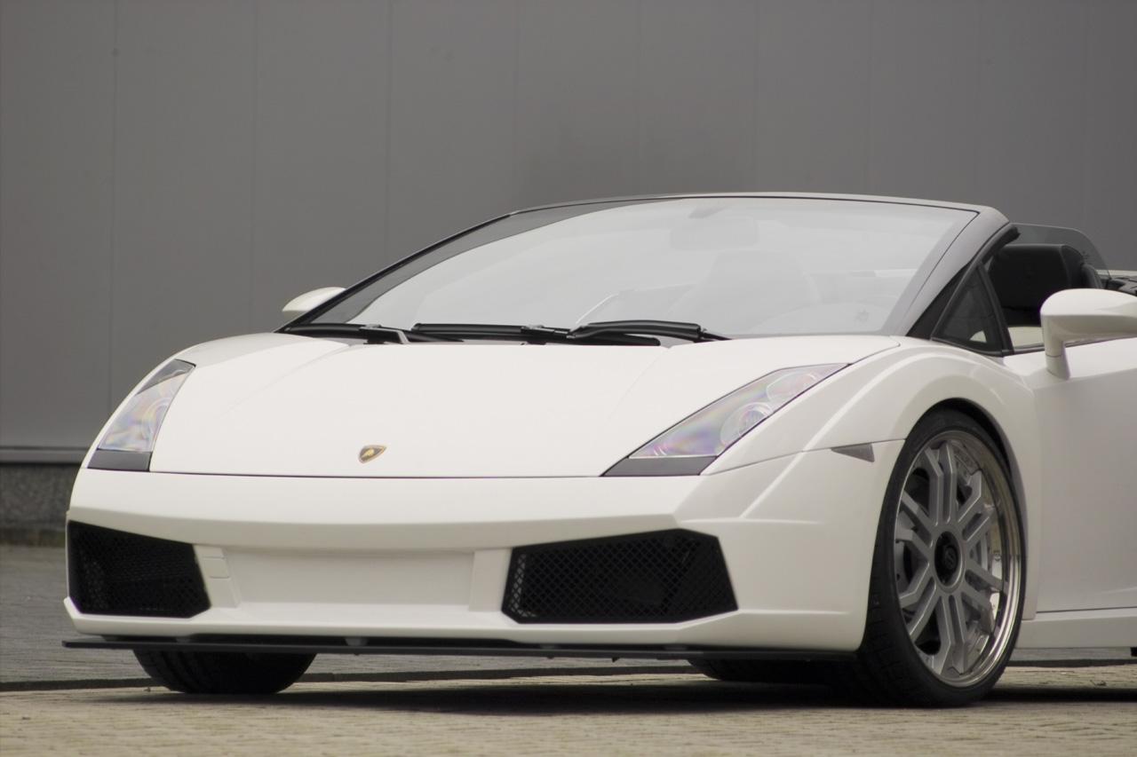 Lamborghini Gallardo GTV et