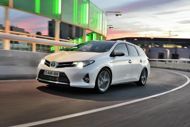 Genève 2013 : Toyota Auris Touring Sports, deuxième première