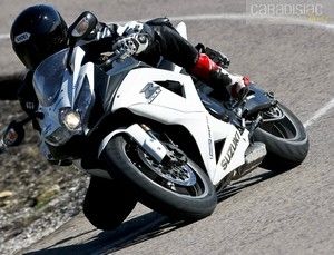 Essai Suzuki GSX'R 600 en version full power: roulage avant la bataille...