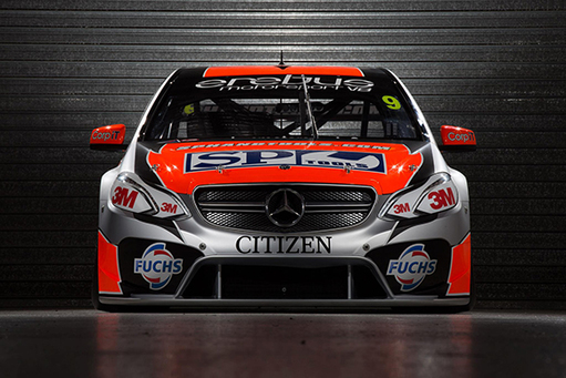 (Echos des paddocks #143) Voici la Mercedes de V8 Supercars...