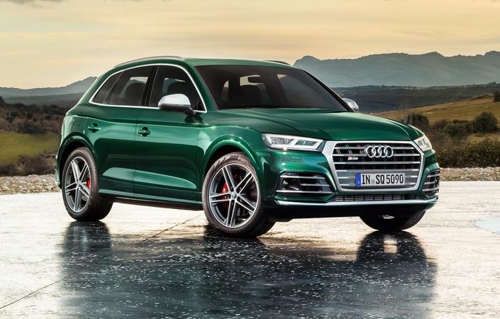 Salon de Genève 2019 - Audi SQ5: le retour du diesel TDI