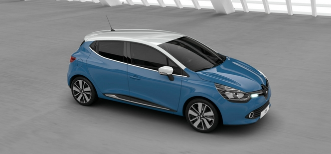 Un concessionnaire Renault lance la Clio Série 23