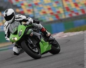 Essai circuit Kawasaki ZX-6R : Ninja inside.