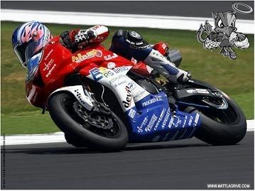 Supersport - Brands Hatch D.1: Jones détonant, Lagrive étonnant
