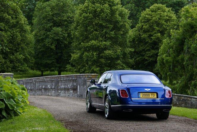 Toutes les nouveautés de Genève 2013 - Bentley Mulsanne : jusqu'au-boutiste !