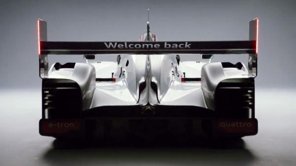 On s'amuse en famille : Audi titille Porsche avant les 24h du Mans