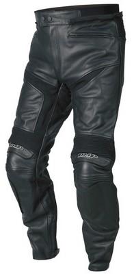 """Nitro, """"Nitro-peut"""", un pantalon cuir par DMP."""
