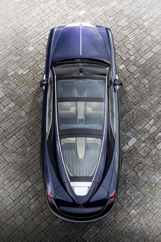 Rolls Royce Sweptail, modèle unique pour client ultra-riche