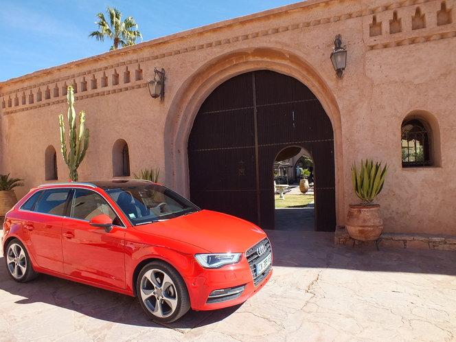 La nouvelle Audi A3 Sportback à l'épreuve marocaine