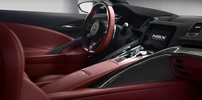 """Toutes les nouveautés de Genève 2013 - Honda NSX Concept """"Next Evolution"""" : in progress..."""
