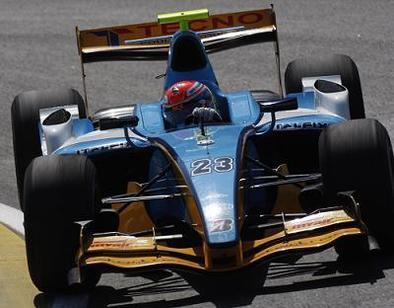 GP2 - Nelson Panciatici: Trois petit tours et puis s'en va