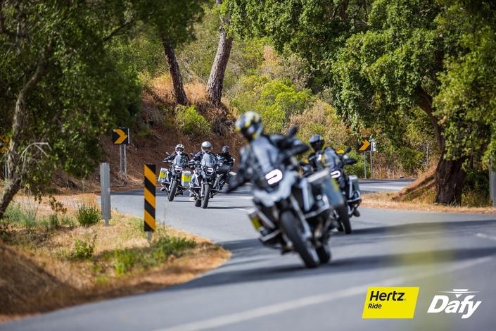 Hertz Ride loue les services de Dafy