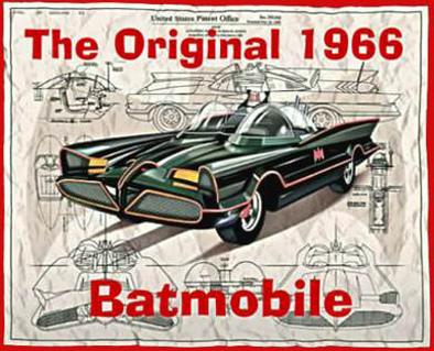Offrez vous une Batmobile....