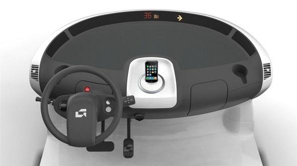 Une auto électrique sympa : la GEM Peapod