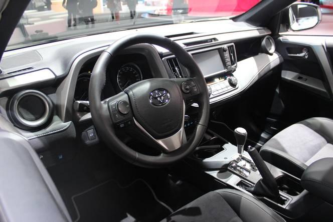 Toyota Rav 4 hybride : enfin - en direct du salon de Francfort