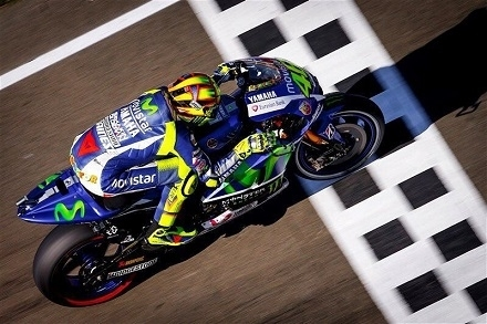 MotoGP - Valence : Lorenzo attaque sur la piste