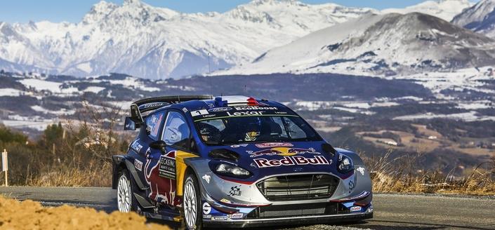 Sébastien Ogier poursuit l'aventure en WRC avec l'écurie privée M-Sport