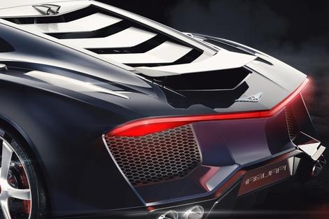 Salon de Genève 2019 : l'Hispano Suiza à moteur V10