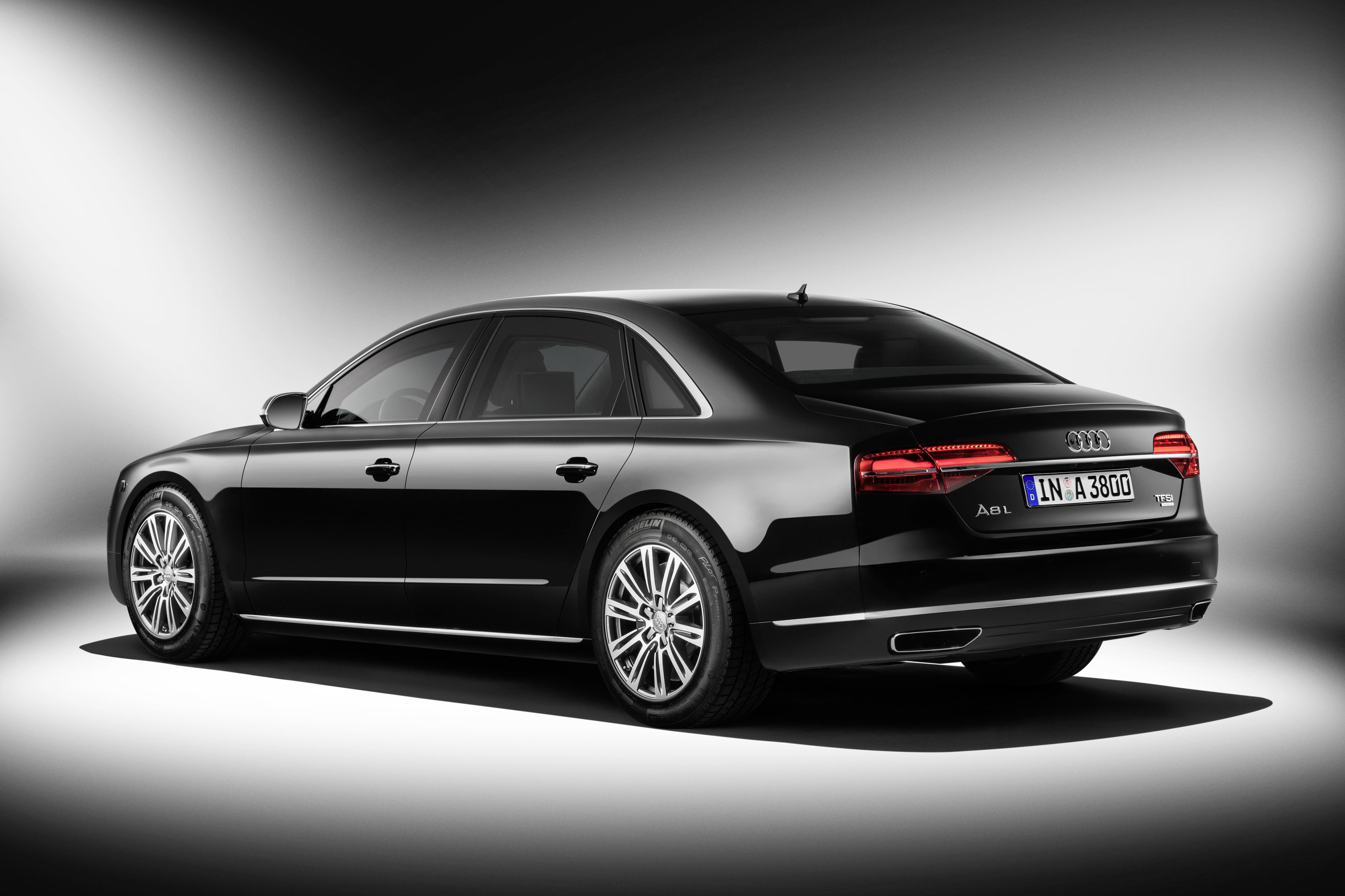 Salon De Francfort Audi A8 L Security Blind 233 E Et Plus