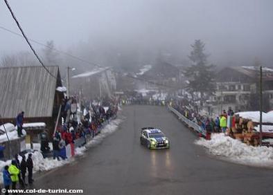 WRC: Monte Carlo: Transhumance réussie
