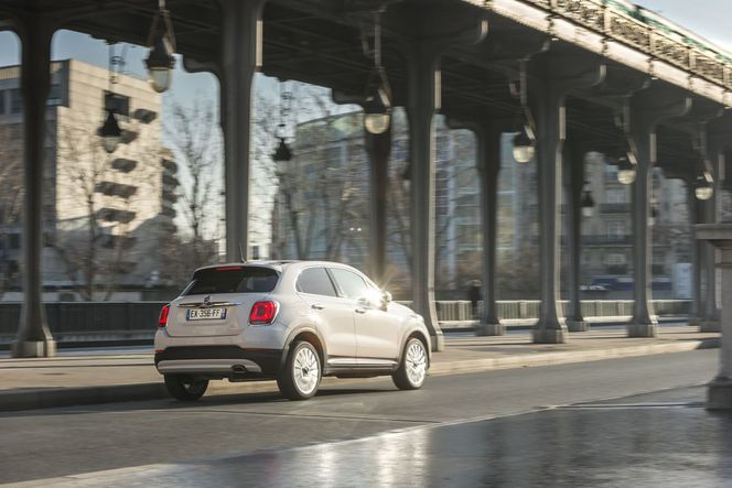 Le crossover Fiat 500X gagne un diesel 95 chevaux Multijet