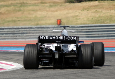 Essais F1 HTTT Paul Ricard D2 : Raikkonen se réveille