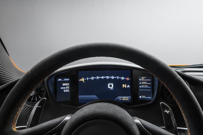 Toutes les nouveautés de Genève 2013 - McLaren P1: F150 ?