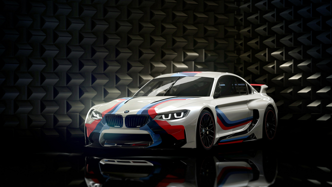 BMW Vision Gran Turismo concept : une M235i extrême et virtuelle