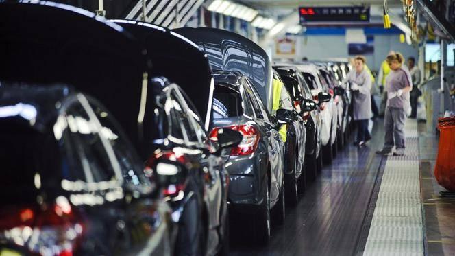 Les chiffres-clés de l'industrie automobile française