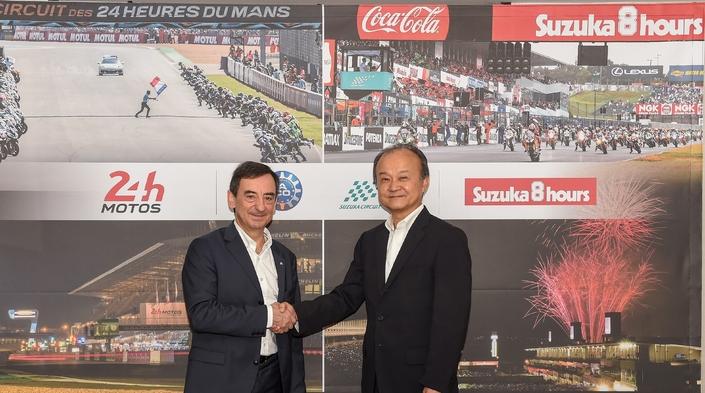 LeMans: l'Endurance fait le lien entre la France et le Japon