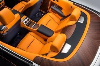Salon de Francfort 2015 - Rolls-Royce Dawn : classique