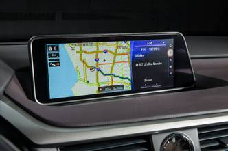Lexus RX450 H : en avant-première, les photos de l'essai