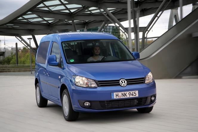 Le Volkswagen Caddy débarque en BlueMotion