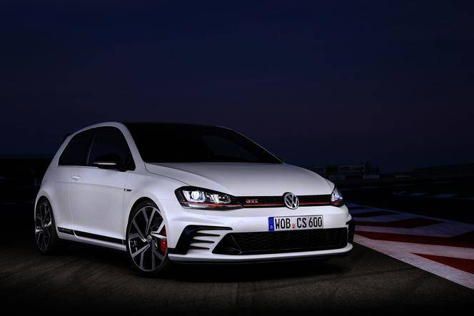 Salon de Francfort 2015 - Volkswagen Golf Clubsport : 265 ch au programme