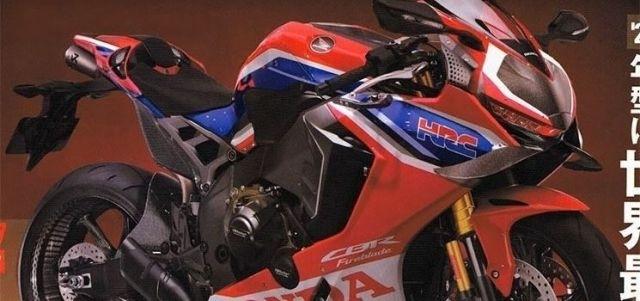 Nouveauté - Honda: vers une CBR 1000RR moins Superbike et plus MotoGP?