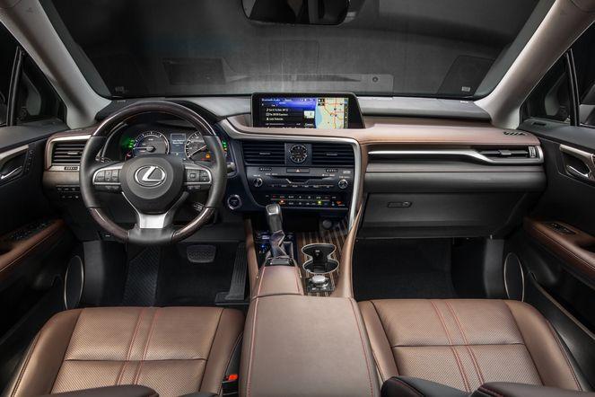 Essai - Lexus RX450H : seul dans la full