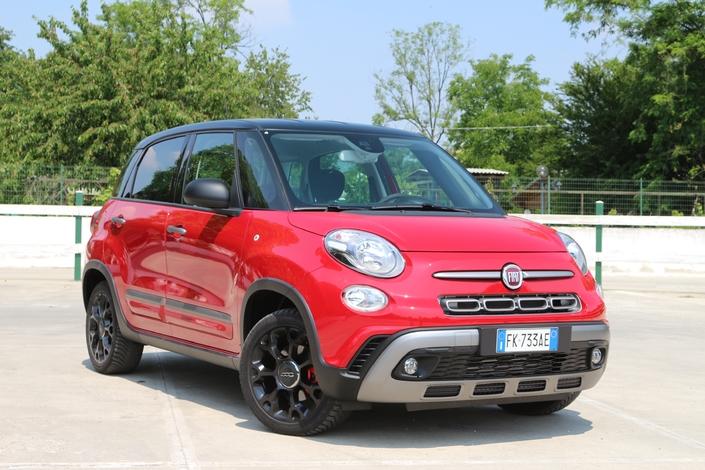 Essai vidéo - Fiat 500 L (2017) : l'hôte L