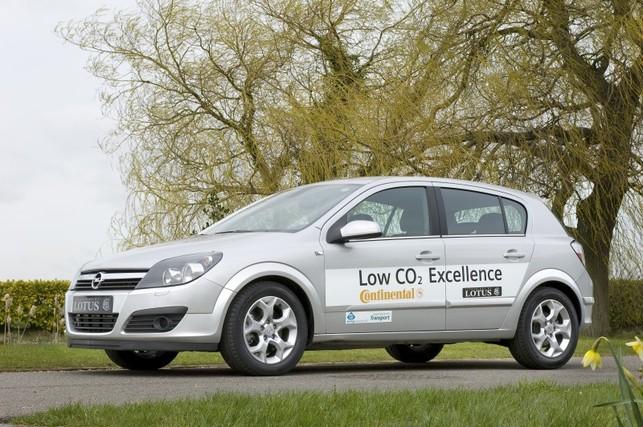 Lotus reçoit un Prix prestigieux pour son moteur moins polluant