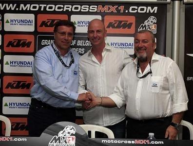 Le motocross sur Freecaster.tv dès 2009