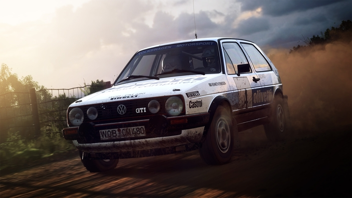 Test : Dirt Rally 2