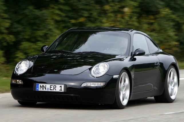 Une autre Porsche électrique à l'horizon !