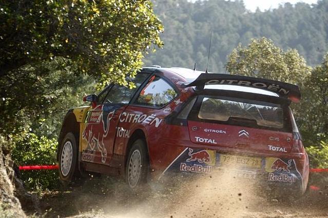 WRC Sardaigne Jour1 : l'armée des ex-Rouges aux avant-postes