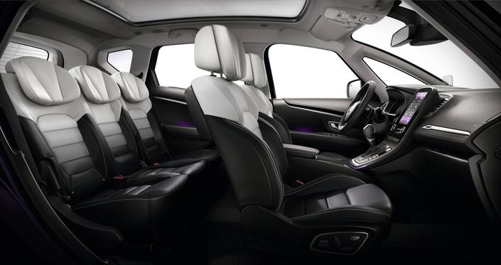 Renault Scénic: voici la version Initiale Paris