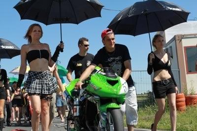 Moto Fiesta : Le circuit Carole en surchauffe